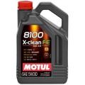 Масло моторное 814107/8100 X-CLEAN FE SAE 5W30 (4L)/104776
